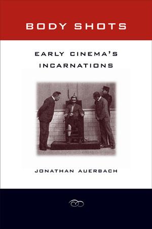 Body Shots by Jonathan Auerbach