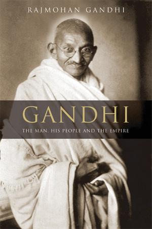 Gandhi by Rajmohan Gandhi