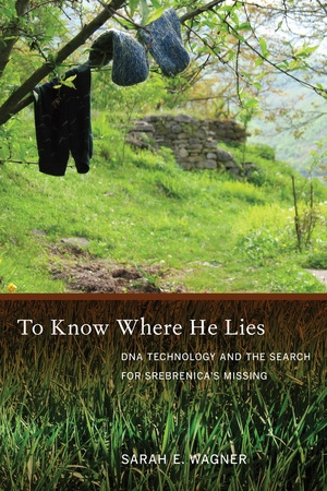 To Know Where He Lies by Sarah Wagner