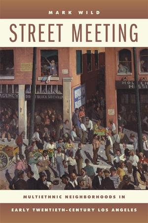 Street Meeting by Mark Wild