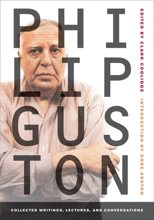 Philip Guston by Philip Guston, Clark Coolidge