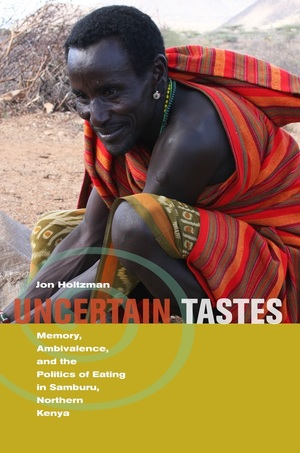 Uncertain Tastes by Jon Holtzman
