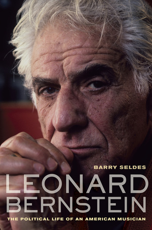 Leonard Bernstein by Barry Seldes