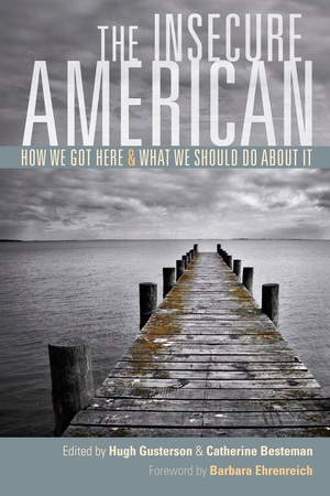 The Insecure American by Hugh Gusterson, Catherine Besteman