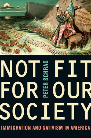 Not Fit for Our Society by Peter Schrag