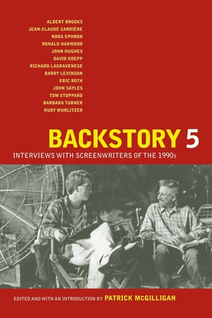 Backstory 5 by Patrick McGilligan