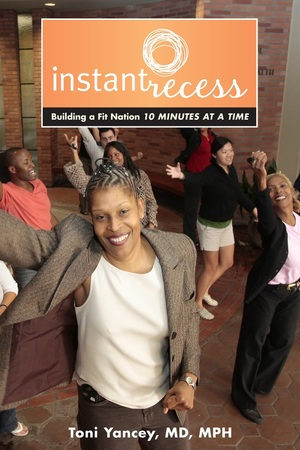 Instant Recess by Toni Yancey