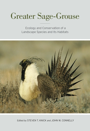 Greater Sage-Grouse by Steve Knick, John W. Connelly