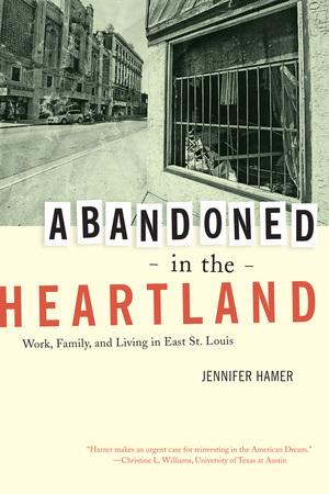 Abandoned in the Heartland by Jennifer Hamer - Paperback