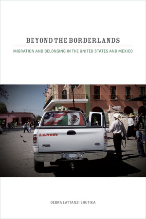 Beyond the Borderlands by Debra Lattanzi Shutika