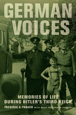 German Voices by Frederic C  Tubach - Hardcover - University