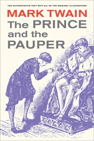 The Prince and the Pauper by Mark Twain, Victor Fischer