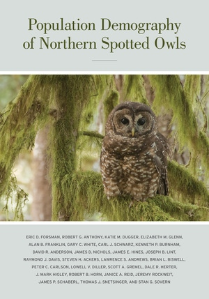 Population Demography of Northern Spotted Owls by Eric Forsman