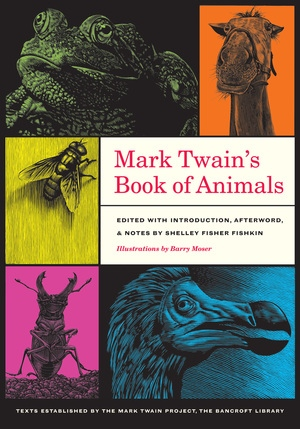 Mark Twain's Book of Animals by Mark Twain, Shelley Fisher Fishkin