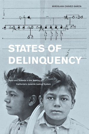 States of Delinquency by Miroslava Chavez-Garcia