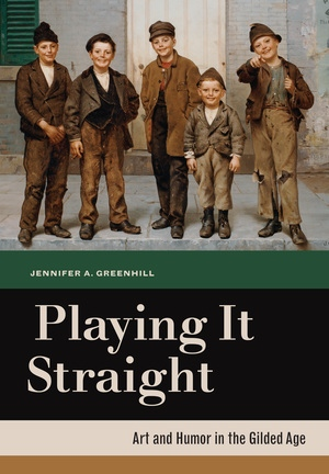 Playing It Straight by Jennifer A. Greenhill
