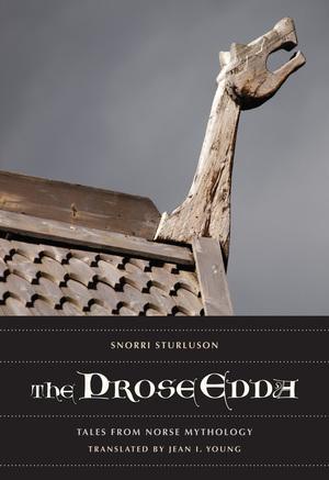 The Prose Edda by Snorri Sturluson