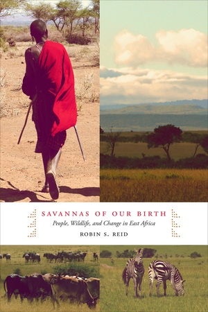 Savannas of Our Birth by Robin Reid