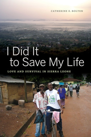 I Did It to Save My Life by Catherine Bolten