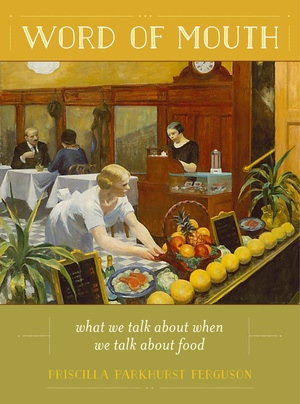 Word of Mouth by Priscilla Parkhurst Ferguson