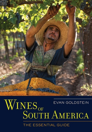 Wines of South America by Evan Goldstein