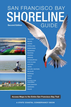 San Francisco Bay Shoreline Guide by State Coastal Conservancy