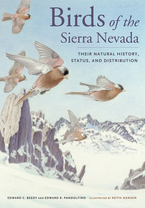 Birds of the Sierra Nevada by Ted Beedy, Ed Pandolfino