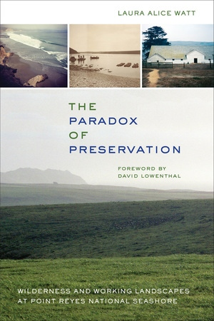 The Paradox of Preservation by Laura Alice Watt