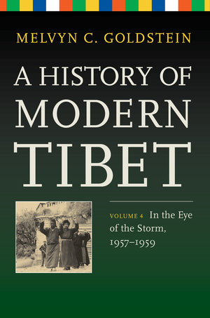 A History of Modern Tibet, Volume 4 by Melvyn C. Goldstein