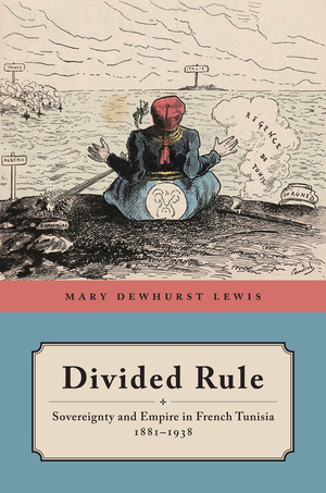 Divided Rule by Mary Dewhurst Lewis