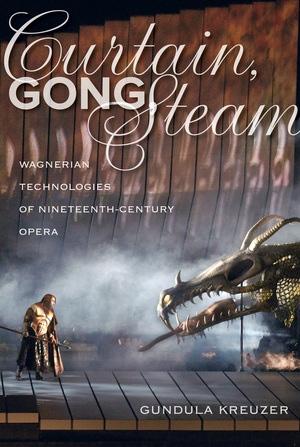 Curtain, Gong, Steam by Gundula Kreuzer