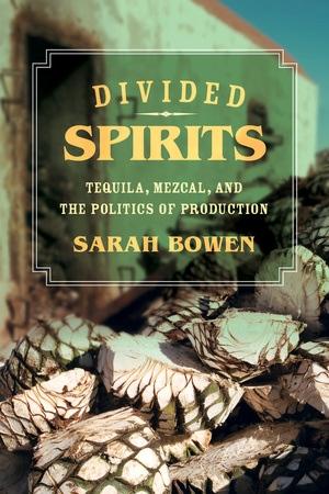 Divided Spirits by Sarah Bowen
