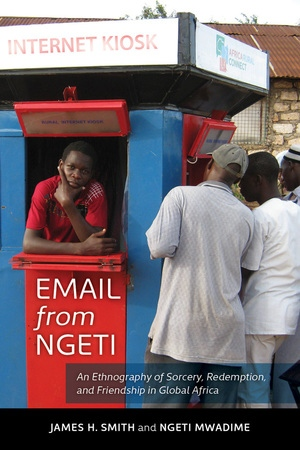 Email from Ngeti by James H. Smith, Ngeti Mwadime