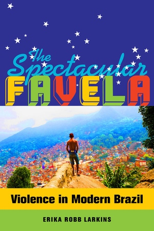 The Spectacular Favela by Erika Mary Robb Larkins