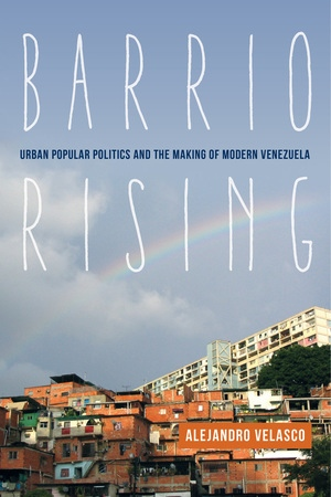 Barrio Rising by Alejandro Velasco