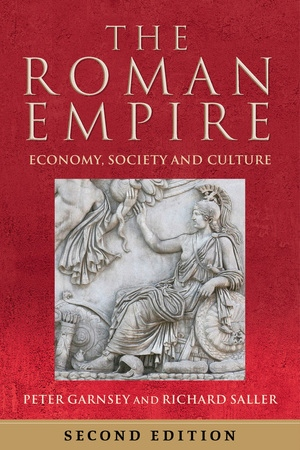 The Roman Empire by Peter Garnsey, Richard Saller