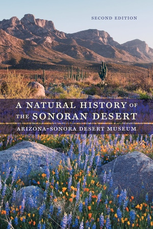 A Natural History of the Sonoran Desert by Arizona-Sonora Desert Museum, Steven John Phillips, Patricia Wentworth Comus