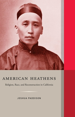 American Heathens by Joshua Paddison