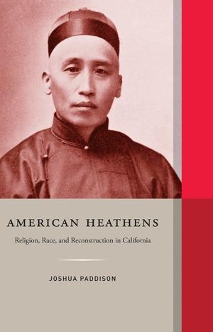 American Heathens by Joshua Paddison