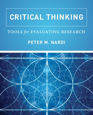 Critical Thinking by Peter M. Nardi