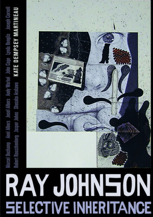 Ray Johnson by Kate Dempsey Martineau