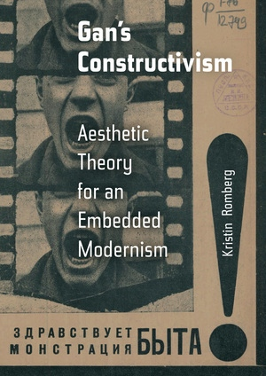 Gan's Constructivism by Kristin Romberg