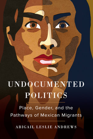 Undocumented Politics book cover