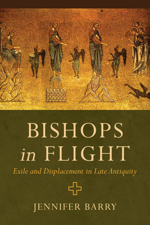 Bishops in Flight by Jennifer Barry