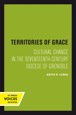 Territories of Grace by Keith P. Luria