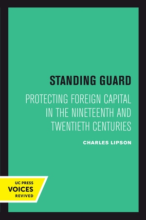 Standing Guard by Charles Lipson