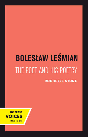 Boleslaw Lesmian by Rochelle Heller Stone
