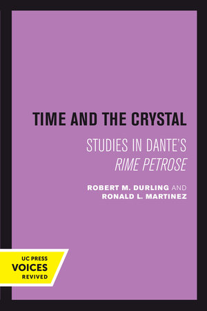 Time and the Crystal by Robert M. Durling, Ronald L. Martinez