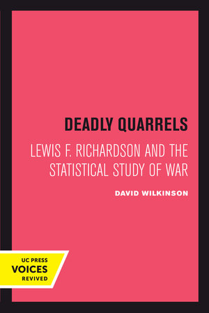 Deadly Quarrels by David Wilkinson