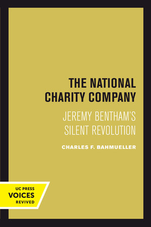 The National Charity Company by Charles F. Bahmueller